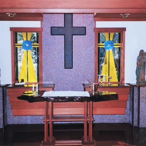 Mt. Carmel Mill Valley chapel
