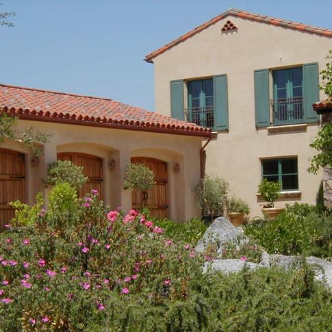 Roseville French villa