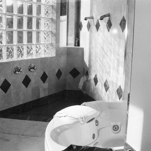 MV master shower