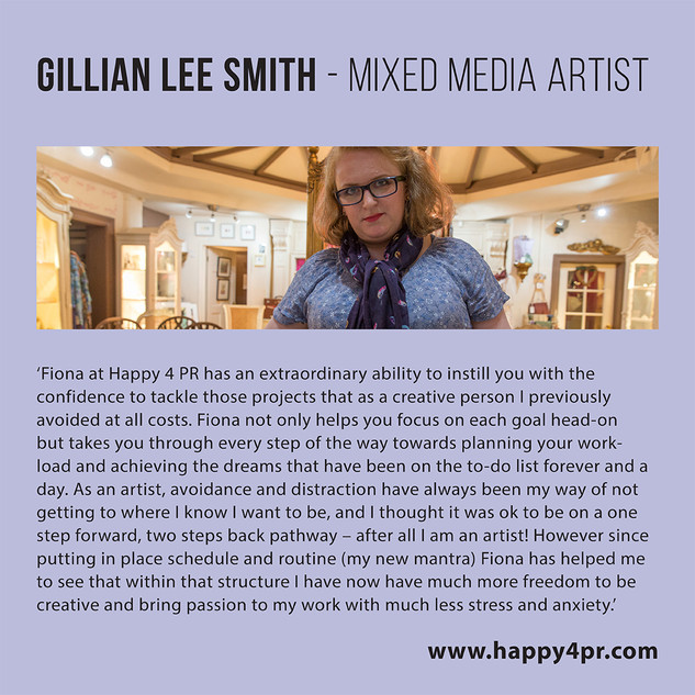 Testimonials (Insta) - Gillian Lee Smith