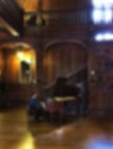 Sue Ryder, Nettlebed, reception, Anita D'Attellis, piano