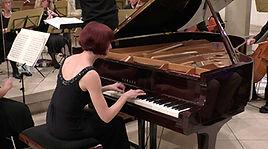 Mendelssohn Piano Concerto, Anita D'Attellis, piano, Langtree Sinfonia, Paul Cox, Wallingford