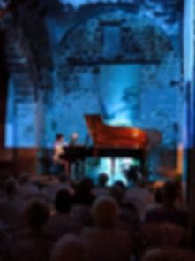 Anita D'Attellis, piano, contact, email, Torre de Canyamel, Mallorca