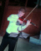 Benedict Bradley, violin, Winter Recitals, Wallingford, Anita D'Attellis, piano