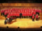 LWMVC, RWCMD, abcd, Anita D'Attellis, piano, welsh male voice choir