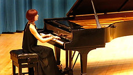 Anita D'Attellis, piano, West Road Concert Hall, Cambridge
