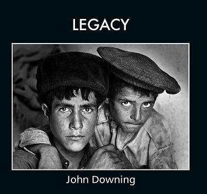 John Downing, photography, bluecoat press, LEGACY