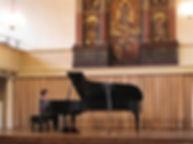 CD Lux, Anita D'Attellis, piano, St. George's, Bristol