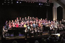Rio Grande, Carmina Burana, Taunton Choral Society, Anita D'Attellis, piano