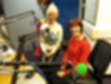 Anita D'Attellis, piano, Debbie McGee, BBC Radio Berkshire
