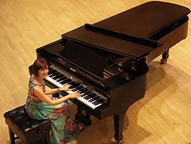 Anita D'Attellis, piano, West Road Concert Hall, Cambridge, Chopin