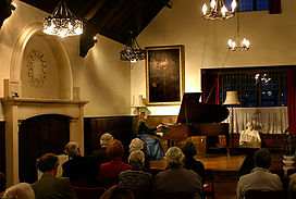 Anita D'Attellis, piano recital, Stratford-upon Avon Chamber Music Society