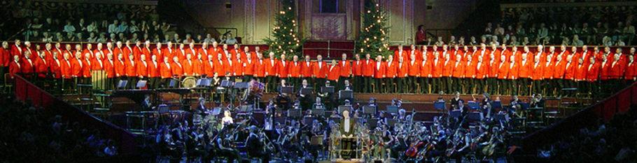 Anita D'Attellis, piano, Royal Albert Hall, Bryn Terfel, London Welsh Male Voice Choir, LWMVC