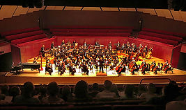 Henley Symphony Orchestra, Hexagon, Reading, Anita D'Attellis, piano, Bernstein, West Side Story
