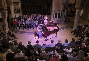 Beethoven, Winter Recitals, Wallingford, Anita D'Attellis, piano, Waldstein, Pathetique, op. 109, Piano Sonata