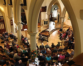Piano concert Walllingford Anita D'Attellis