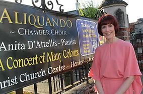 Anita D'Attellis, piano, Aliquando, Joseph