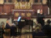 Meryl Davies, soprano, St Frideswide, Oxford, Anita D'Attellis, piano