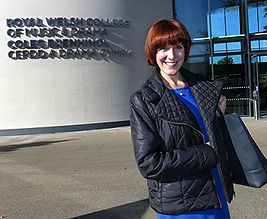 RWCMD, abcd, Anita D'Attellis, Cardiff