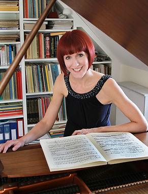 Anita D'Attellis, pianist, accompanist, piano, homepage