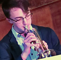 Patrick Sharman, trumpet, cornet