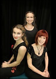 Hannah Bethan Roper, violin, Jacqueline Johnson, cello, Anita D'Attellis, piano, piano trio, Russian, Tchaikowsky, Arensky