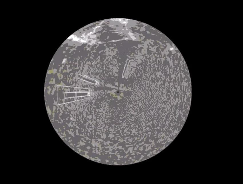 Radar Shadow artwork