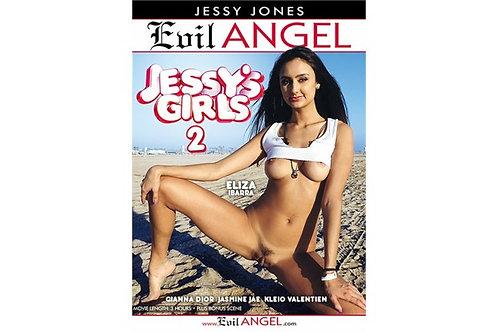 Evil Angel Jessy's Girls 2