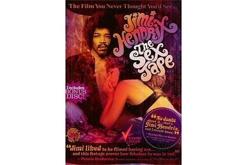 Vivid Jimi Hendrix the Sex Tape