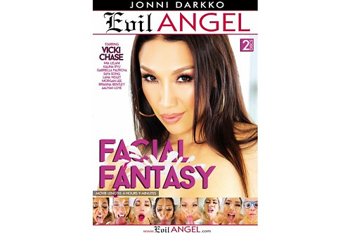 Evil Angel Facial Fantasy (DD)