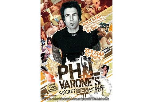 Vivid Phil Varone's Secret Sex Stash