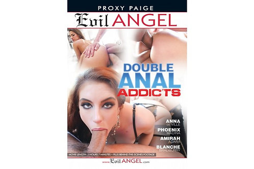 Evil Angel Double Anal Addicts
