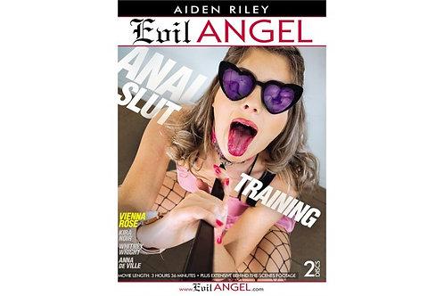 Evil Angel Anal Slut Training (DD)