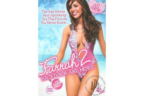 Vivid Farrah 2 Backdoor and More