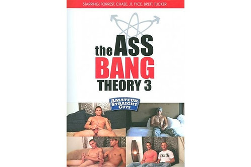 Amateur Straight Guys The Ass Bang Theory 3