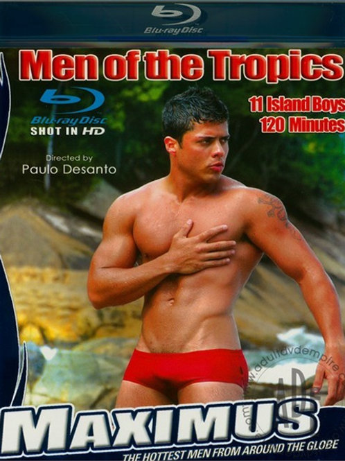 Blu-Ray Men of the Tropics - 11 Island Boys