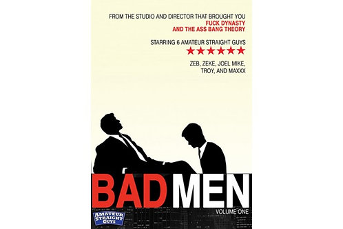Amateur Straight Guys Bad Men