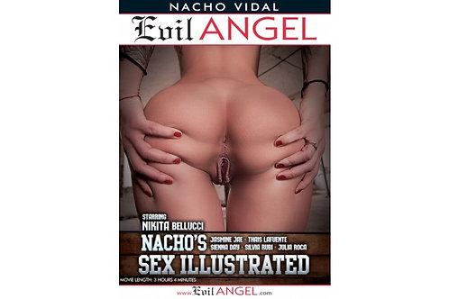 Evil Angel Nachos Sex Illustrated