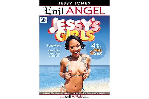 Evil Angel Jessy's Girls (DD)