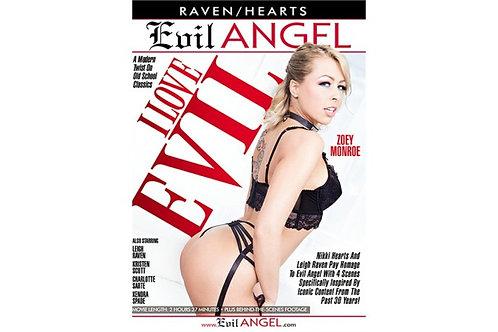 Evil Angel I Love Evil (DD)
