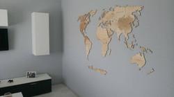 карта мира без покрытия