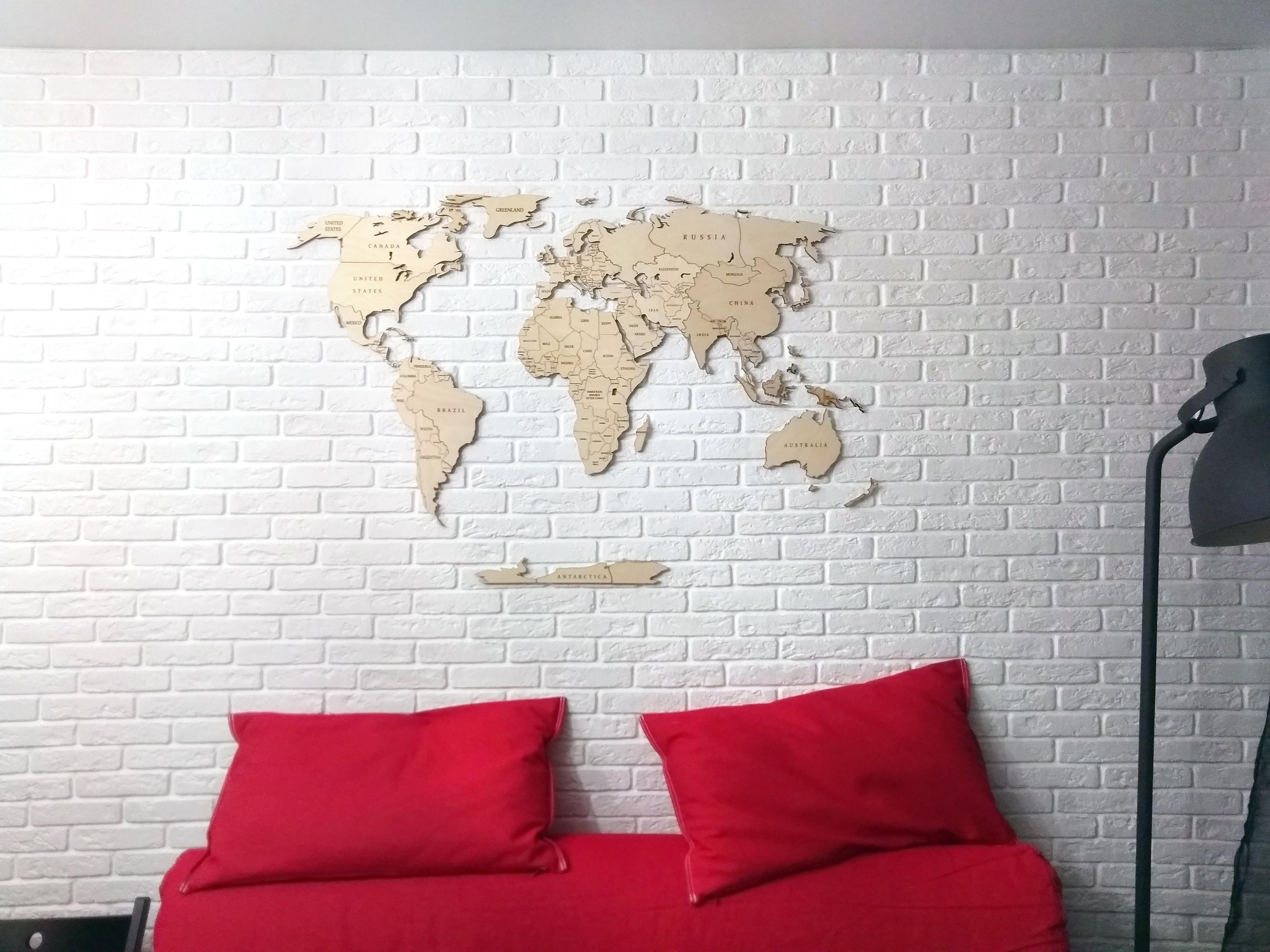 карта без покрытия