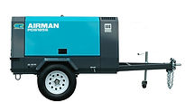 Tow Behind Compressor Rental