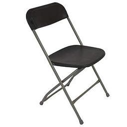 Brown Plastic Folding Chair Rental