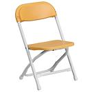 Kids Folding Chair Yellow.webp