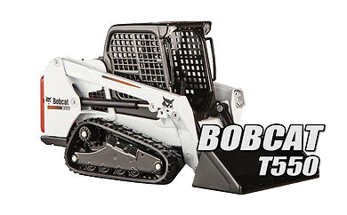 Skid Steer With track tires