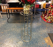 Brass Stand Rental