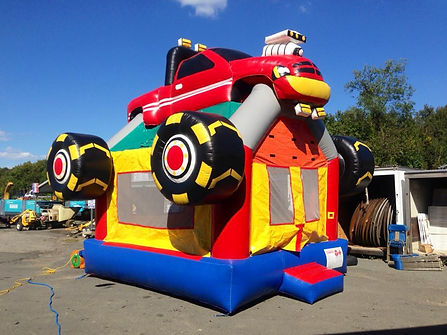 Moonbounce party rental  at Oxon Hill Party Rentals in Fort Washington, Maryland