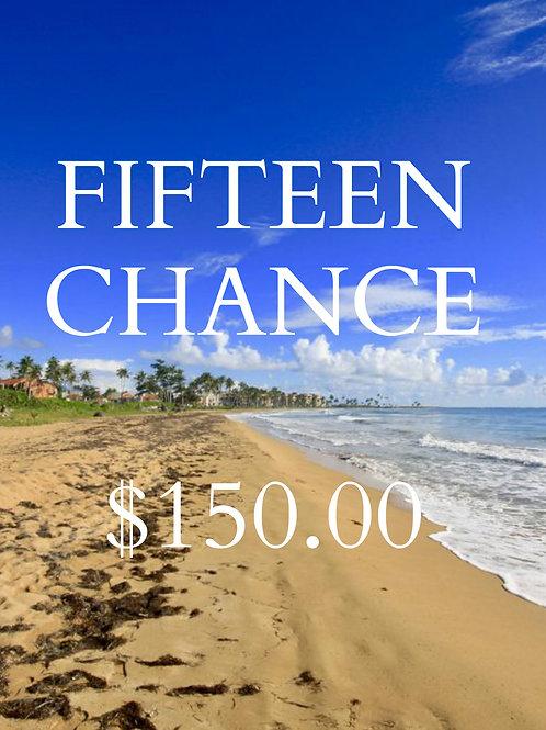 Fifteen Chances