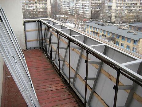 Лоджия и балкон пластик в Александрове